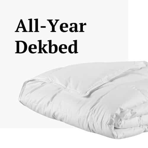 beste all year dekbed