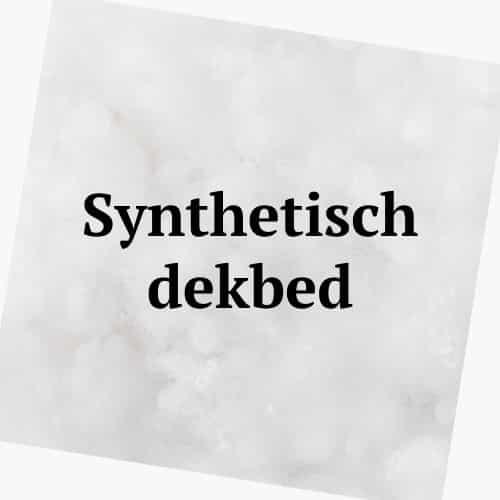 beste synthetisch dekbed
