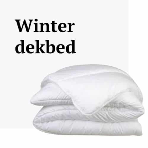 beste winterdekbed